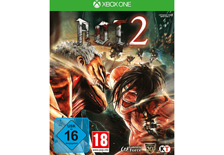 AoT 2 (based on Attack on Titan) - [Xbox One]