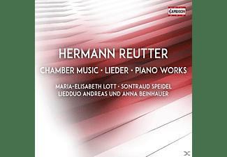 Lott/Speidel/Beinhauer - Kammermusik/Lieder/Klavierwerke  - (CD)