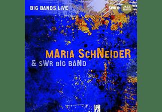 Maris Schneider, The Swr Big Band - Maria Schneider & SWR Big Band  - (CD)