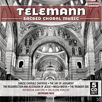 Rheinische Kantorei, Das Kleine Konzert, VARIOUS - Sakrale Chormusik [CD]