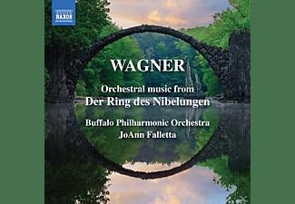Joann Buffalo Po & Falletta - Ring des Nibelungen-Orchestermusik  - (CD)