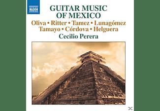 Perera Cecilio - Gitarrenmusik aus Mexiko  - (CD)