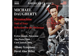 Glennie/Porter/Jantsch/Miller/Albany SO - Dreamachine/Trail of Tears/Reflections on the M.  - (CD)