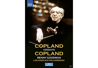 Benny Goodman, Los Angeles Philharmonic Orchestra, Los Angeles Master Chorale - Copland dirigiert Copland - (DVD)