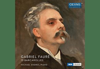 Michael Endres - 13 Barcarolles  - (CD)