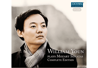 William Youn - Sämtliche Sonaten - (CD)