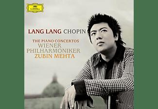 Lang Lang, Wiener Philharmoniker - Klavierkonzerte 1 & 2  - (Vinyl)