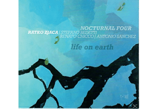 Nocturnal Four - LIFE ON EARTH  - (CD)