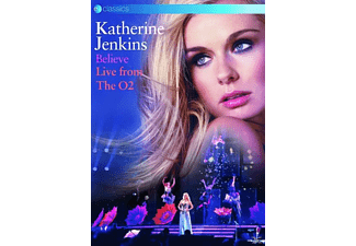 Katherine Jenkins - Believe: Live From The O 2 [DVD]