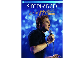 Simply Red - Live At Montreux 2003 (DVD) - (DVD)