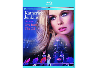 Katherine Jenkins - Believe: Live From The O 2 (Blu-Ray) - (Blu-ray)