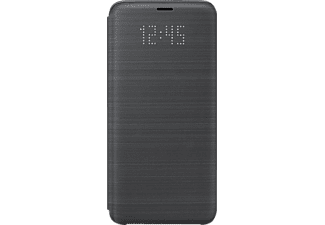SAMSUNG LED View, Bookcover, Samsung, Galaxy S9, Schwarz
