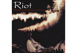 Riot - The Brethren Of The Long House - (Vinyl)