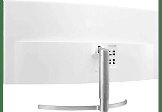 LG 38WK95C-W 37,5 Zoll QHD+ Curved UltraWide™ Monitor (5 ms Reaktionszeit