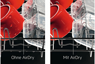 AEG FFB63400PW  Geschirrspüler (freistehend, 446 mm breit, 44 dB (A), A+++)