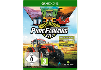 Pure Farming 2018 Day One Edition - [Xbox One]