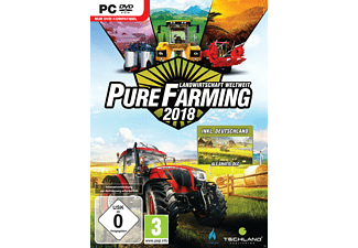 Pure Farming 2018 Day One Edition - [PC]