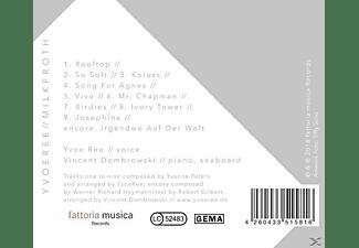 Yvoeree - Milkfroth  - (CD)