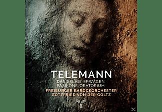 Freiburger Barockorchester - Das Selige Erwägen/Passions-Orat.  - (CD)