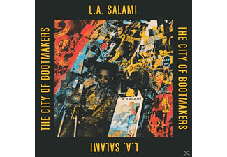 L.A. SALAMI - The City Of Bootmakers - (CD)