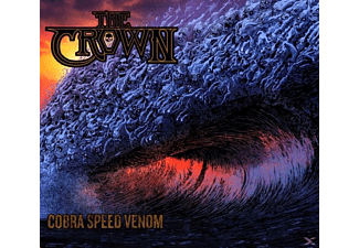 The Crown - Cobra Speed Venom-LTD 1st Edition  - (CD)