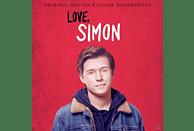 VARIOUS - Love,Simon (Original Motion Picture Soundtrack) [CD]