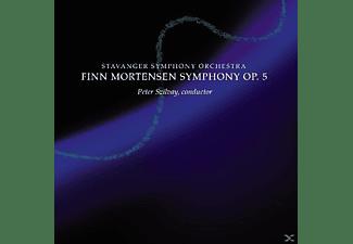 Finn Mortensen - Sinfonie op.5  - (Blu-ray)