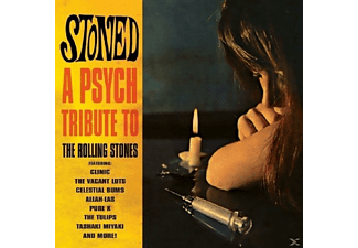 VARIOUS - Stoned-A Tribute To The Rolling Stones  - (CD)