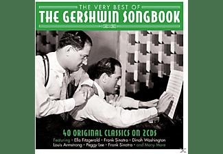 VARIOUS - Very Best Of Gershwin Songbook  - (CD)
