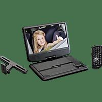 LENCO DVP-901BK Tragbarer DVD-Player, Schwarz