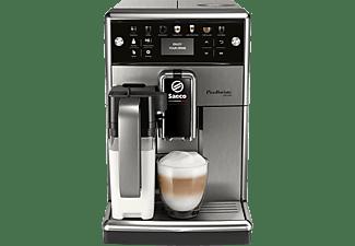 SAECO Pico Baristo Deluxe Kaffeevollautomat SM5573/10, edelstahl-schwarz