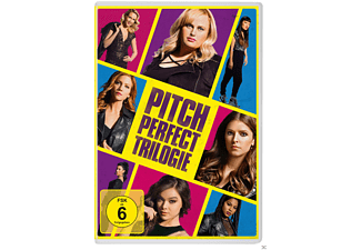 Pitch Perfect Trilogie - (DVD)