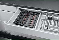 AEG FFB52600ZM  Geschirrspüler (freistehend, 600 mm breit, 47 dB (A), A++)