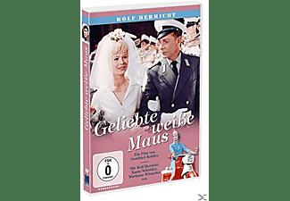Geliebte Weiße Maus DVD