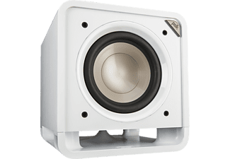 POLK AUDIO HTS 10 Subwoofer, Weiß