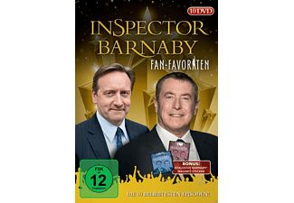 Inspector Barnaby - Fan-Favoriten DVD