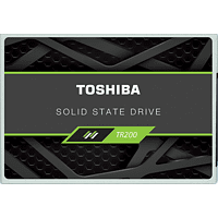 TOSHIBA TR200 SSD, 240 GB, SSD, 2,5 Zoll, intern
