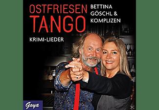 Bettina Göschl, Ulrich Maske, Cornelia Mayer, Matthias Meyer-göllner - Ostfriesentango  - (CD)
