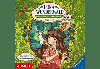 Usch Luhn - Luna Wunderwald (1.).Ein Schlüssel Im Eulenschnab  - (CD)