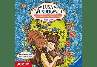 Usch Luhn - Luna Wunderwald (2).Ein Geheimnis Auf Katzenpfote  - (CD)