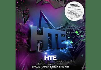 Space Raven/Nick The Kid - Hard Trance Europe Vol.1  - (CD)