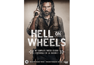 Hell on Wheels - Seizoen 2 - DVD