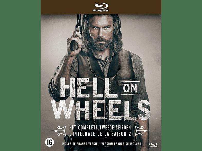 Hell on Wheels - Seizoen 2 - Blu-ray