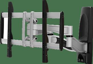 TITAN SUPER SMOOTH FULL MOTION Wandhalterung, max. 85 Zoll, Ausziehbar, Neigbar, Schwenkbar, Grau/Schwarz
