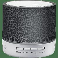ULTRON Boomer Chaka  Bluetooth Lautsprecher, Schwarz