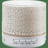 ULTRON Boomer Chaka  Bluetooth Lautsprecher, Weiß