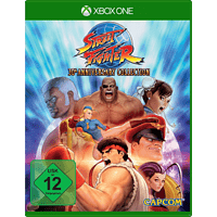 Street Fighter 30th Anniversary Collection - [Xbox One]