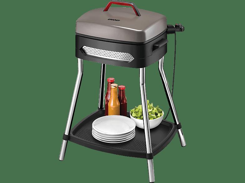 UNOLD 58580 Barbecue Power Elektrogrill (2000 Watt)