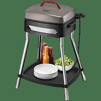 UNOLD 58580 Barbecue Power Elektrogrill, Schwarz/Grau/Edelstahl (2000 Watt)