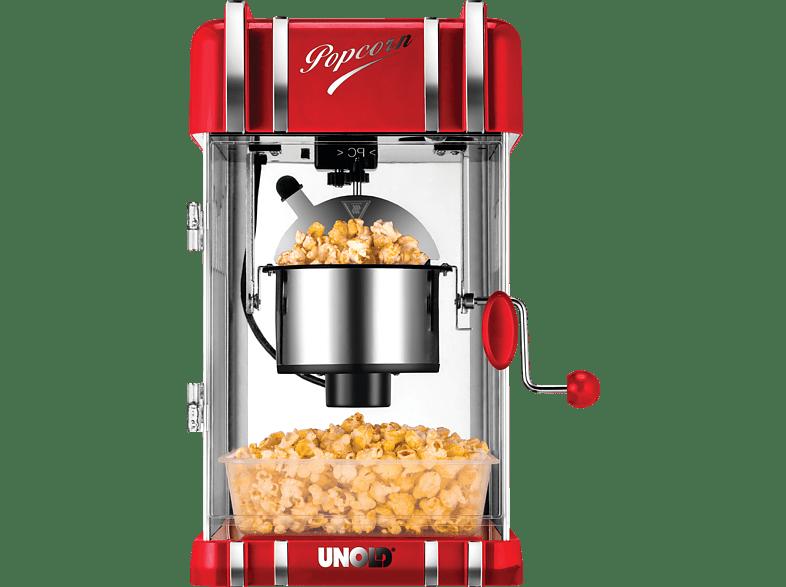 UNOLD Retro Popcornmaker Chrom